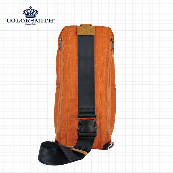 【COLORSMITH】UOC.單肩後背包.UOC1356-OR