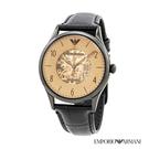 ARMANI 貝達系列鏤空時尚精品機械腕錶 AR1923