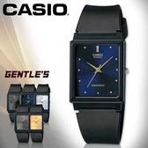 CASIO手錶專賣店 卡西歐  MQ-38-2A 女錶 指針表 膠質錶帶 扣帶式錶帶 藍面 壓克力鏡面