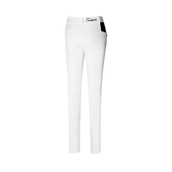 新款高爾夫女裝長褲速干透氣球褲GOLF球衣服修身顯瘦女褲子白黑紅