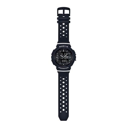 CASIO BABY-G/小資女孩運動腕錶/BGA-240-1A1DR