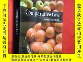 二手書博民逛書店Comparative罕見Law 【詳見圖】Y5460 Math