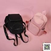 後背包 後背包女2019新款韓版潮牛津布帆布百搭時尚簡約女士包包旅行背包 雙12狂歡
