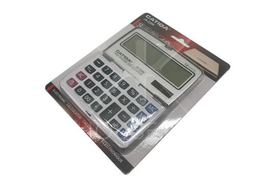 【好市吉居家生活】CATIGA JS-2206 攜帶型可折疊電子計算機 電算機 計算機