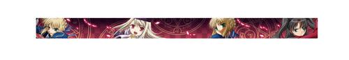 Fate/stay night-證件吊掛織帶(1)