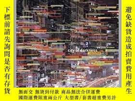 二手書博民逛書店City罕見Of Darkness RevisitedY256260 Ian Lambot Watermark