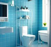 空間生活洗衣機置物架洗衣機架子衛生間置物架馬桶架落地層架