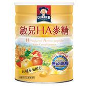 QUAKER桂格 敏兒HA麥精五種水果配方700g