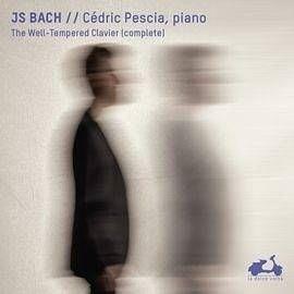 停看聽音響唱片】【CD】塞德里克.皮夏 / 巴哈:平均律1.2冊全集