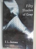 【書寶二手書T8/原文小說_GIH】Fifty Shades of Grey 1_E L James