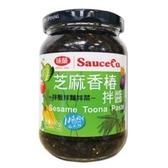 味榮 芝麻香椿拌醬 350g/罐