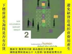 二手書博民逛書店Fundamentals罕見Of Human Resource ManagementY307751 Edito