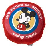 HOLA 迪士尼系列 造型手插枕 米奇 MICKEY Walt Disney