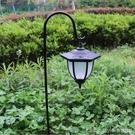 新款戶外太陽能草坪燈 六角宮形掛燈 庭院燈花園燈 太陽能路燈 618購物節 YTL
