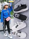 快速出貨 男童運動鞋 女童鞋子網面休閒鞋夏季 兒童透氣網鞋童鞋