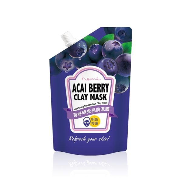 heme 莓好時光亮膚泥膜 50g