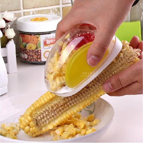 創意居家玉米粒刨刀 剝玉米粒 廚房用品