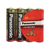 【Panasonic 國際牌】鹼性電池3號4入(散裝)
