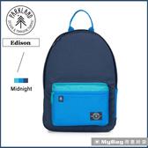 Parkland (by Herschel) 後背包 藍色拼接 兒童版 愛迪生後背包 Edison-158 得意時袋