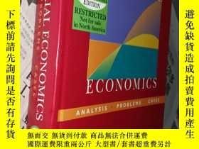二手書博民逛書店Managerial罕見Economics: Analysis,