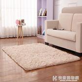 地毯可水洗不掉色歐式羽絨毛客廳臥室茶幾床邊滿鋪飄窗 igo快意購物網