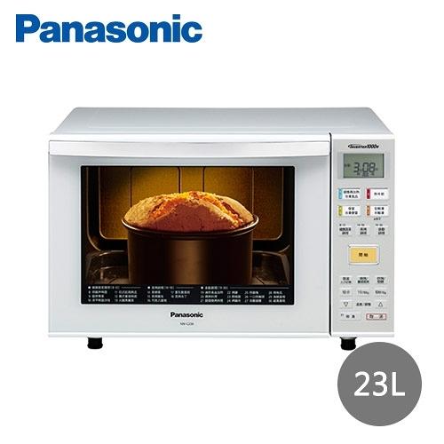 【Panasonic國際】23L微電腦光波燒烤微波爐 NN-C236