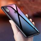 Xiaomi 小米 紅米 Note 5 Note 6 Note 7 Pro 電鍍強化玻璃殼 素色全包防摔手機套