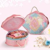 禮坊rivon-愛情旅行箱喜餅系列-永恆珍愛A+C款雙層喜餅禮盒