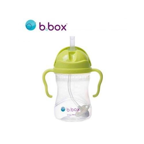 澳洲 b.box 二代升級版防漏水杯240ml/8oz(波蘿綠)[衛立兒生活館]