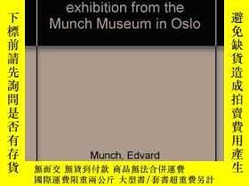 二手書博民逛書店Edvard罕見Munch, Expressionist Paintings, 1900-1940Y25626