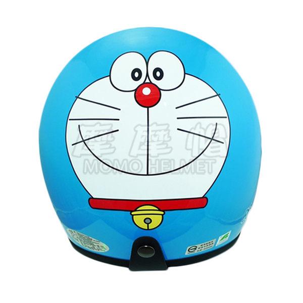 【摩摩帽】KK 805 K805 DO2 DO-2 騎士帽 復古帽《哆啦A夢系列》微笑 藍
