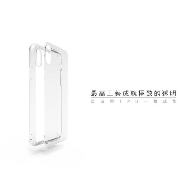 Linkase Air iPhone X Xs XR Xs Max 大猩猩 9H 奈米 玻璃機身 手機殼 玻璃殼
