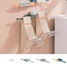 衣架收納器 免打孔陽台整理方便收納