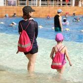游泳包防水袋子 海島泰國旅游必用品備干濕分離大容量沙灘包男女免運直出 交換禮物