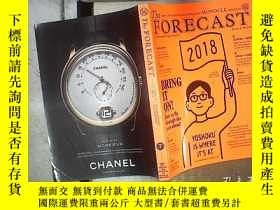 二手書博民逛書店THE罕見FORECAST 2018 ISSUE 7Y180897