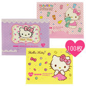 HELLO KITTY 吸油面紙 100枚◆86小舖◆