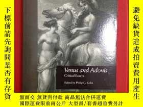 二手書博民逛書店Venus罕見and Adonis: Critical Essa