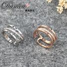 戒指 現貨 韓國 時尚 甜美 微鑲 夢幻...