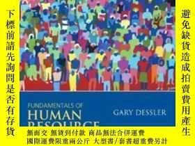 二手書博民逛書店Fundamentals罕見Of Human Resource Management (2nd Edition)-