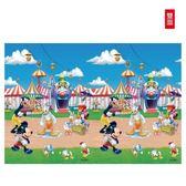 ☆愛兒麗☆【ViVibaby】迪士尼米奇款PU遊戲安全地墊(雙面不同花色)180X130X1.2cm