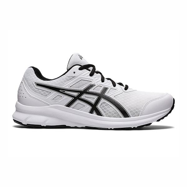 Asics Jolt [1011B041-100] 男女鞋 慢跑鞋 運動 休閒 透氣 柔軟 彈力 舒適 亞瑟士 白 黑
