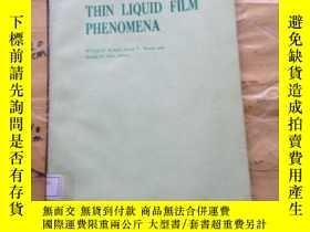 二手書博民逛書店Thin罕見Liquid Film PhenomenaY252403 William B. Krantz Am