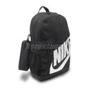 Nike 後背包 Elemental Kids 黑 白 男女款 包包 書包 【ACS】 BA6030-013