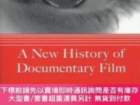 二手書博民逛書店A罕見New History Of Documentary FilmY255174 Ellis, Jack C