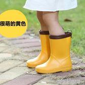 日本兒童雨鞋男童女童防滑春夏寶寶雨靴四季學生膠鞋套防水鞋小童