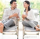 午憩寶摺疊床單人午休床家用簡易午睡床辦公室行軍便攜多功能躺椅WD 至簡元素