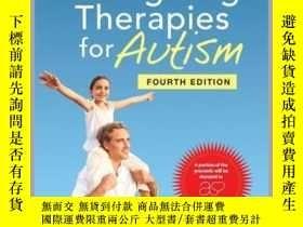 二手書博民逛書店Cutting-Edge罕見Therapies for Autism, Fourth EditionY4100