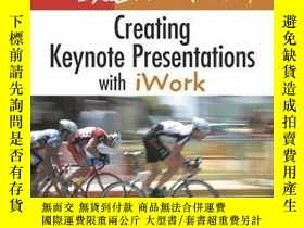 二手書博民逛書店Creating罕見Keynote Presentations With IworkY256260 Negri