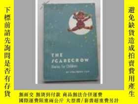 二手書博民逛書店THE罕見SCARECROW Stories for Child