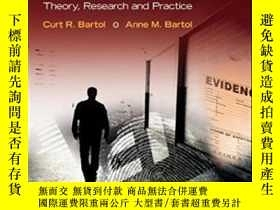 二手書博民逛書店Criminal罕見& Behavioral ProfilingY256260 Curtis R. Barto